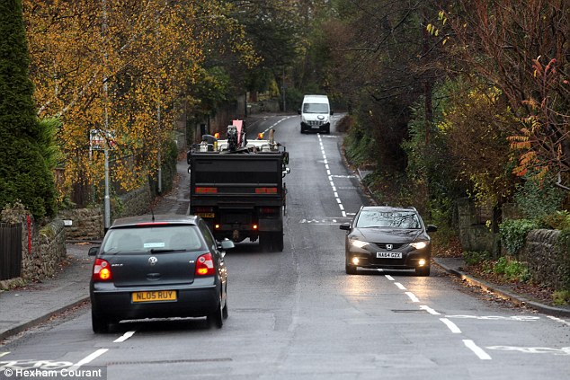 Newcastle Road Cycle Lanes Trial Extended
