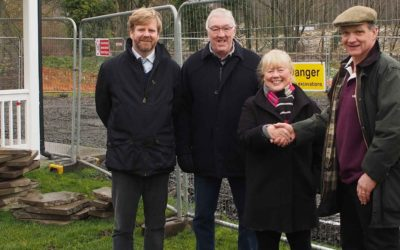 Funding for Corbridge Cricket Club