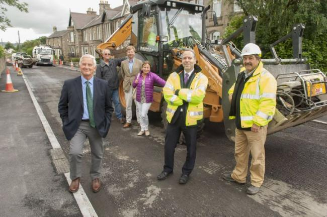 Corbridge Flood Work Complete