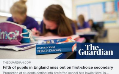 Northumberland Pupils Get First Choice Schools