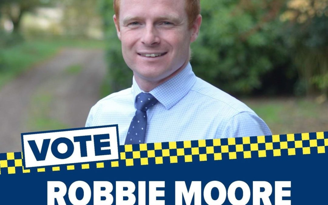 Robbie Moore – Police and Crime Commisioner Candidate