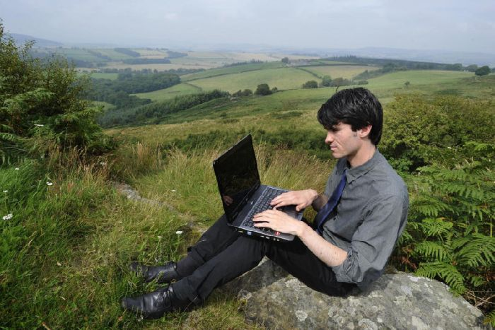 Rural Broadband Trials for Schools