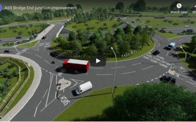 Hexham Roundabout