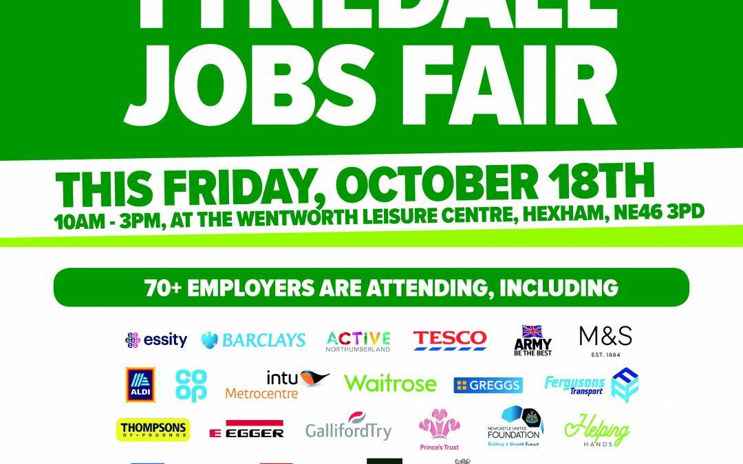 Tynedale Jobs Fair