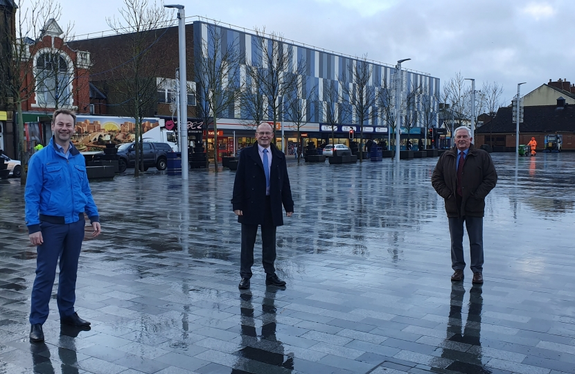 Major Investment in Blyth Town Centre