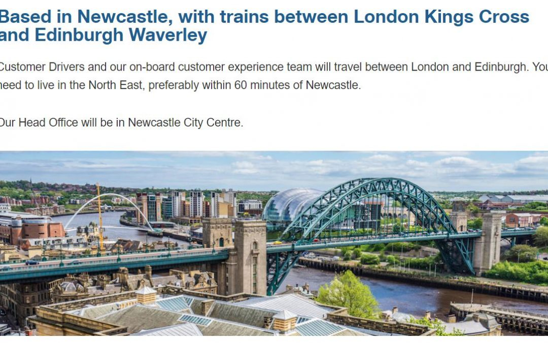 East Coast Trains Launches this Autumn