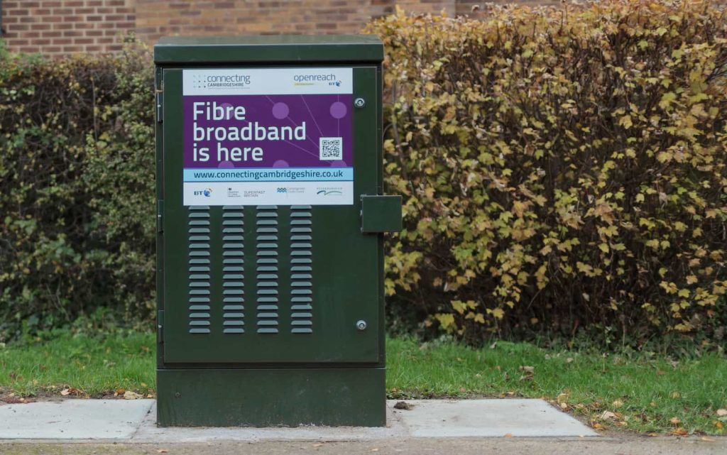 Fibre Broadband in Northumberland