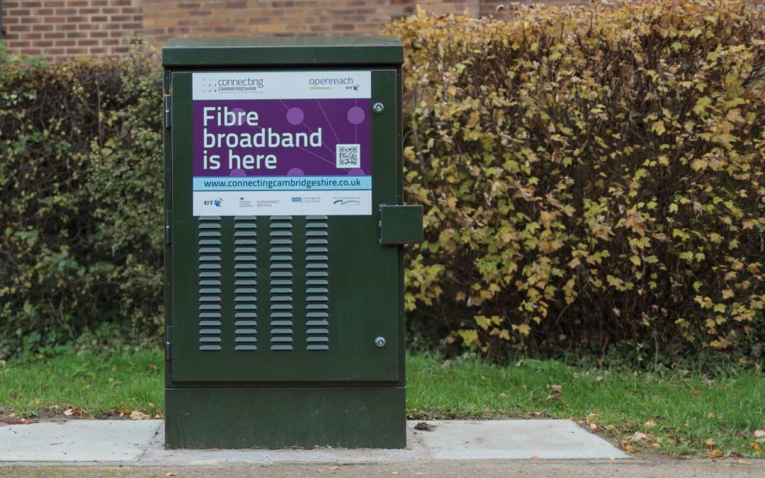 Broadband Boost for Northumberland