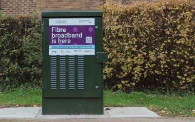 Broadband Boost for Northumberland