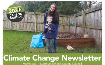 NCC Climate Change Newsletter – March 2021