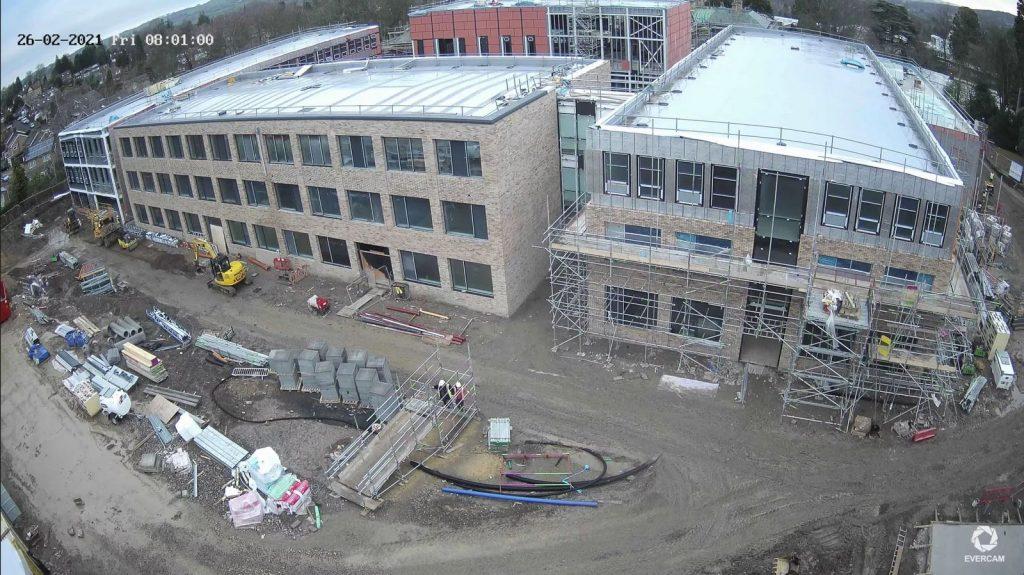 QEHS New School Build 26 02 21